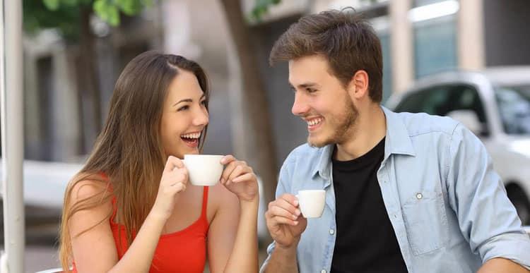 Мужчина и женщина под знаком зодиака «Рак»
